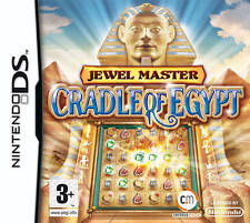 Jewel Master Cradle Of Egypt Nintendo DS NDS DSi XL Brand New
