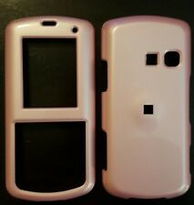 LG BANTER AX265/UX265 SOLID SOFT PINK PROTECTOR COVER NEW