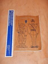 WW II OFFICER CANDIDATE CLASS 31st COMPANY, 2nd TRAINING REGIMENT GRAD PROGRAM