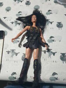 "Xena: Warrior Princess 12"" Doll Xena(h11)"