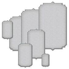 Spellbinders Nestabilities Die: Astoria Labels - (S5-250)