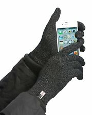 Agloves Unisex Sport Touchscreen Gloves |  Size M/L | Black | Brand New Sealed