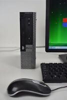 Dell OptiPlex 790 USFF Desktop PC i5 2nd gen Quad Core 8GB 2TB SSD Windows 10 PC