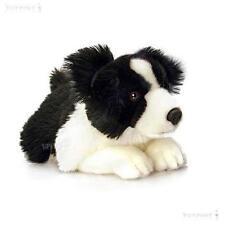 'Jessie' Border Collie Puppy Soft Toy Dog - 25cm - Keel Toys