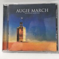 Watch Me Disappear by Augie March (CD, Sep-2008, Sony Music Distribution (USA))