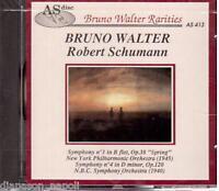 Schumann : Symphonie (Symphonie) N.1 & 4 / Bruno Walter - CD
