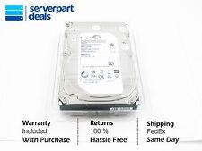 "Seagate ST6000NM0024 6TB 7.2K RPM SATA-6Gb/s 128MB Cache 3.5"" HARD DRIVE"