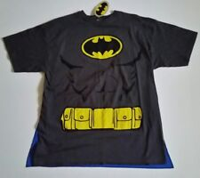 BATMAN T-Shirt With Cape! New With Original Tag!