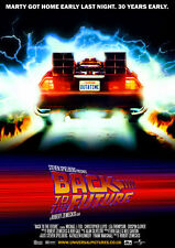 Back to the Future A4 260gsm Poster Print