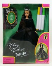 Barbie Very Velvet Teresa Friend of Barbie Mattel 20530 NRFB