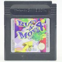 Bust-A-Move 4 | Nintendo Game Boy Spiel | GameBoy Color Modul | Gut