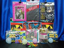 Batman Party Set # 15 Batman Party Supples For 16 Guests Batman Returns Party