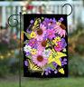 Toland Butterfly Bonanza 12.5 x 18 Colorful Spring Summer Flower Garden Flag