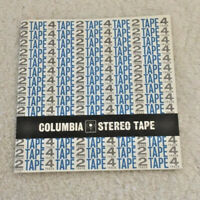 Vintage Columbia 2 & 4-Track Stereo REEL TO REEL Tape Music Catalog - VGUC