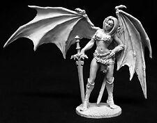 Reaper Miniatures: 01406 Sophie Succubus 72mm - Special Edition Metal Mini