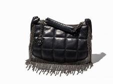 Chanel Mini Quilted Pouchette Handbag