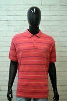RALPH LAUREN Polo Uomo Taglia XL Maglia Cotone Manica Corta Shirt Man Regular