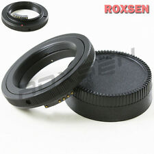 AF confirm T-2 T2 Mount Telephoto Lens to Nikon F mount Adapter D4 D90 D600 D800