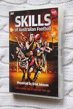 Skills Of Australian Football (DVD, 2009), Like new, Region-4, free shipping