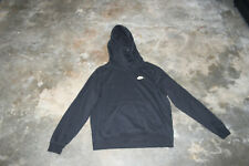 Nike Super Soft High Neck Hoodie Sweater Womens Size Large