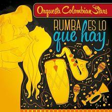 ORQUESTA COLOMBIAN STARS - RUMBA ES LO QUE HAY - 11 TITRES - 2014 - NEUF NEW NEU