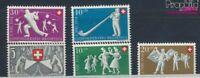 Schweiz 555-559 postfrisch 1951 Pro Patria (7387780