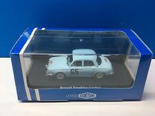 Renault Dauphine Gordini Atlas #65 Winner Rallye Monte-Carlo 1958 1:43 Saga