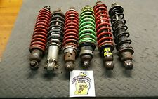 Snowmobile shocks lot arctic cat polaris skidoo yamaha fx Springs ski suspension