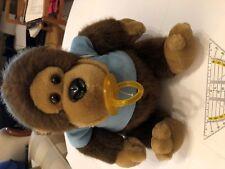 Gorilla Affenbaby Dakin 1985 USA guter Erhaltungszustand, niedlich, rar, Kult!