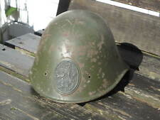 Original Niederlande Holland Beute Helm Stahlhelm 1940
