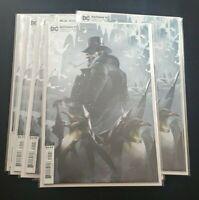 DC COMICS BATMAN #91 CARD STOCK FRANCESCO MATTINA VARIANT EDITION