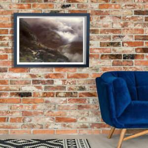 Peter Graham - After the Massacre of Glencoe Wall Art Poster Print