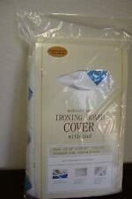 Cotton Heat Resistant designed brand New Ironing Board Cover and Pad 100%