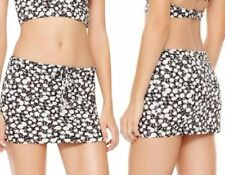 NWT $125 Tory Burch Floral Print Swim Skirt Cover Size XS