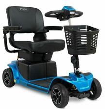 2018 Pride REVO 2.0 4-Wheel Electric Mobility Scooter, Long Range U1 Batteries