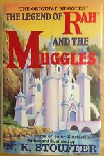 The Legend of Rah and the Muggles by N. K. Stouffer (2001, Hardcover)