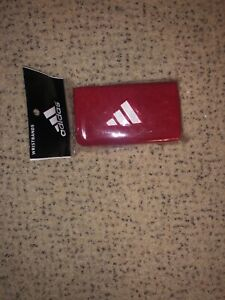 Adidas tennis wristband Comes In A Pack Of Two For The Left And Right Arm