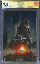 Batman #32 Photo cover variant__CGC 9.8 SS__Signed by Ben Affleck FULL SIGNATURE