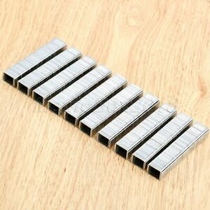One Box 1000Pcs Door Type Nail for Three-Purpose Manual Staple Machine 8mm/0.31""