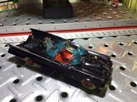 "1966 Corgi Toys Batmobile 5"" Long Nice For Age"