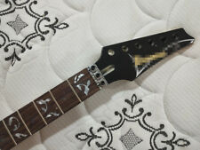 Floyd rose Electric Guitar Neck 24 Fret Maple Parts Replacement for Ibanez style