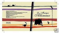La Musique des Animaux , CD ! neuf ,