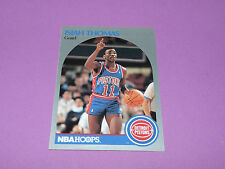 111 ISIAH LORD THOMAS III DETROIT PISTONS 1990 NBA HOOPS BASKETBALL