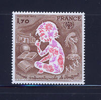 FRANCIA/FRANCE 1979 MNH SC.1624 Intl.Year of Child