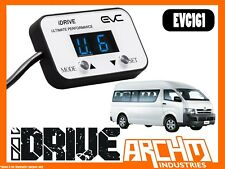 IDRIVE WINDBOOSTER THROTTLE CONTROLLER I DRIVE FOR TOYOTA HIACE 2006-ONWARDS