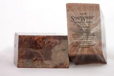 WALNUT,  Natural SOAPWOODS by TS Pink Soap - Botany for your Body