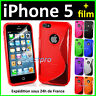 Housse Coque Etui S Line Silicone Gel Apple iPhone 3Gs / 4 / 4S / 5 5G / 5S / 5C