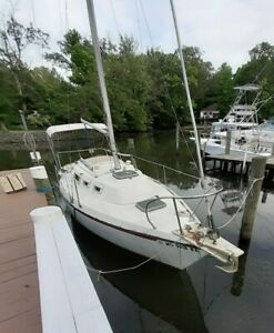 1979 Seafarer 26' Sailboat - Maryland