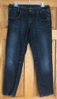 Eddie Bauer  Modern Fit Stretch Slim Crop Jeans  Size 4