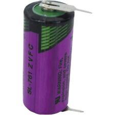 Tadiran Batteries SL 761 PR 2/3 AA Size 1500mAh Lithium Battery Cell 3.6V